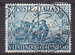 PGL BN0736 -  ITALIA REPUBBLICA SASSONE N°660 - 6. 1946-.. Repubblica