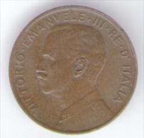ITALIA 2 CENT 1917  VITTORIO EMANUELE II - 1861-1946 : Regno