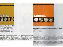 EURO-Münzen Plus Deutschland MICHEL 2012/2013 Neu 48€ Aller 20 €-Staaten Für EUROPA-Numismatik Coin Catalogue Of Germany - Calendriers