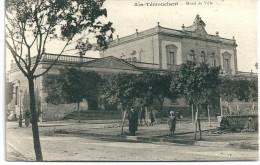 Cpa Aïn-Témouchent / Hôtel De Ville . - Alger