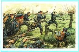 Lands Glorie - 475 - 1914, Major D´Outremont, Tervaete - Artis Historia