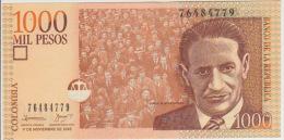 Colombia 1000 Peso 2005 Pick 456b UNC - Colombia