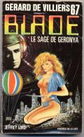 JEFFREY LORD BLADE N° 67 Le Sage De Geronya - Vaugirard