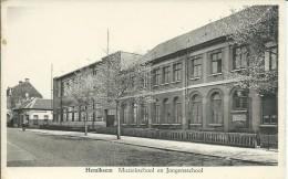 HEMIKSEM : Muziekschool En Jongensschool - Hemiksem