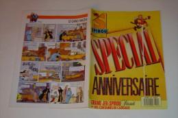 SPIROU Magazine N° 2611 27/04/88 ( Special Anniversaire ) - Spirou Magazine