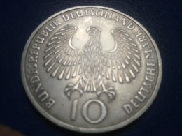"10 MARK    ""1972 J""    JO DE MUNICH - [11] Collections"
