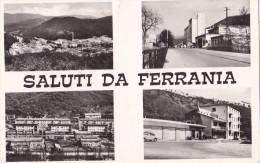 FERRANIA - SALUTI  VG 1971 AUTENTICA 100% - Savona