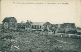 14 GRANDCAMP LES BAINS / Grandcamp-les-Bains, Le Fort Samson / - Other Municipalities