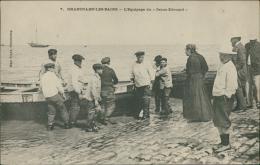 "14 GRANDCAMP LES BAINS / Grandcamp-les-Bains, L'Equipage Du ""Jeune-Edouard"" / - Other Municipalities"
