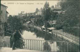 14 LISIEUX / La Touques Au Campfranc / - Lisieux