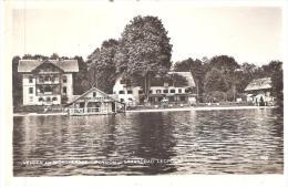 AK 826  Velden Am Wörthersee - Pension Und Strandbad Leopold / Motiv Um 1930 - Velden