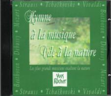 CD HYMNE A LA MUSIQUE Ode à La Nature Yves Rocher 8 Titres - Klassik