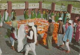 Rajghat, Delhi - The Place Where Mahatma Gandi 1948 - India