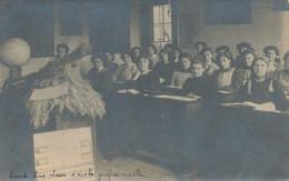 GENT / FOTOKAART / UNE CLASSE DE L ECOLE PROFESSIONELLE - Gent