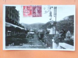 V09-63-auvergne-royat-terrasse Du Royat Palace--1937 - Royat