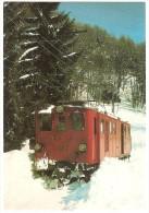 TRAIN Suisse - EISENBAHN Schweiz - Chemin De Fer Touristique BLONAY-CHAMBY (Montreux), Locomotive Ge 4/4-181 (photo Paré - Trains