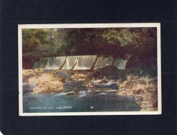 45151    Francia,    Waterfall At  Luss.  Loch  Lomond,  NV - Argyllshire
