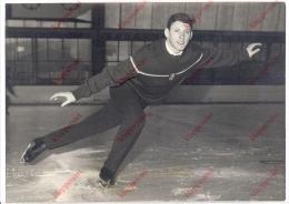 Photo Presse Sports - Patinage Artistique - Alain Calmat 1963 - Sports