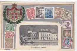 Campione - Casino E Francobolli    (140123) - Italia
