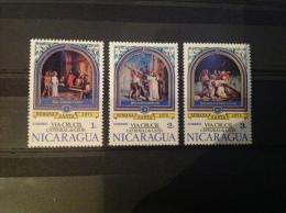 Nicaragua - Postfris / MNH Pasen 1975 - Nicaragua