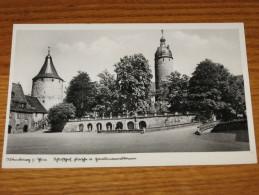 ALTENBURG SCHLOSS BN NV ... DA VEDERE   MOLTO PARTICOLARE - Altenburg