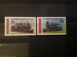 Nicaragua - Postfris / MNH Serie Treinen 1978 - Nicaragua