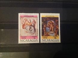 Nicaragua - Postfris / MNH Serie Kerstmis 1974 - Nicaragua