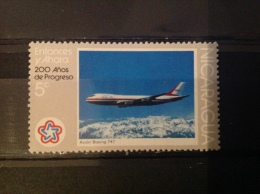 Nicaragua - Postfris / MNH 200 Jaar Onafhankelijkheid (5) 1976 - Nicaragua