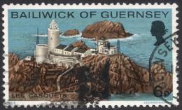 Guernsey, 6 P. 1976, Sc # 132, Mi # 130, Used (2) - Guernsey