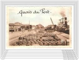 PORT SAINT LOUIS DU RHONE /  QUAIS DU PORT - Saint-Louis-du-Rhône