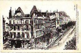 Paris   456          Evénements De La Commune ( 1871 ). Ruines Du Restaurant Deffieux.....  . - Pubs, Hotels, Restaurants