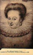 Paris   627          Gabrielle D'Estrées, Duchesse De Beaufort En 1699   . - Musées