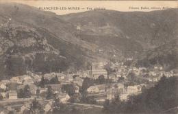 70 - PLANCHER LES MINES -VUE GENERALE - France