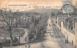 ENVIRONS DE PAU.  JURAN�ON.   BEAU PLAN.  ANIMATION.  1905.