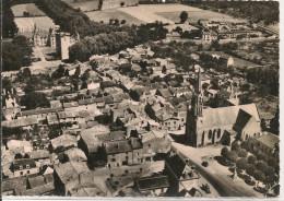 SAINT LOUP Sur THOUET - Vue Aérienne Du Bourg  -  Cpsm Gf - Unclassified