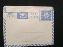 1948 & 1949 SOUTH AFRICA AERO 6d Air Letters Mint Unused (x2) - South Africa (...-1961)