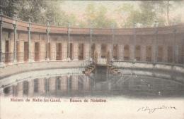 Cpa/pk 1904 Melle Maison De Melle-lez-Gand Bassin De Natation COLOR KLEUR - Melle