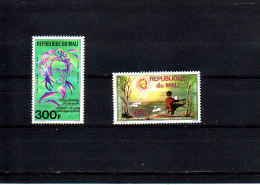 MALI.  KM  729.  POSTFRIS Z PLAKKER - Mali (1959-...)