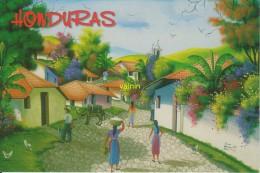 Honduras  Paisaje Tipico - Honduras