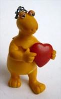 Figurine CASIMIR AVEC UN COEUR - 2002 - PLASTOY - Other