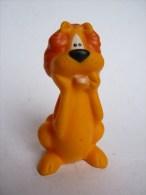 POUET - LOEKI LE PETIT LION VINYL DELACOSTE 1977 TF1 Petite taille