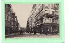 PARIS (75008) / COMMERCES / LIBRAIRIE / Faubourg Saint-Honoré Et Place Beauvau /Animation - District 08