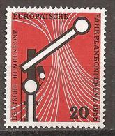*BRD 1955 // Mi. 219 ** - Unused Stamps