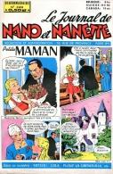 Le Journal De NANO Et NANETTE N°249 Du 21.11.1961 - Magazines Et Périodiques