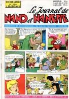 Le Journal De NANO Et NANETTE N°250 Du 28.11.1961 - Magazines Et Périodiques