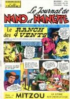 Le Journal De NANO Et NANETTE N°251 Du 05.12.1961 - Magazines Et Périodiques