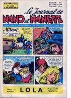 Le Journal De NANO Et NANETTE N°252 Du 12.12.1961 - Magazines Et Périodiques