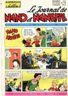 Le Journal De NANO Et NANETTE N°253 Du 19.12.1961 - Magazines Et Périodiques