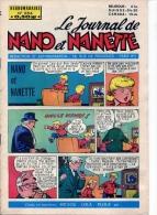 Le Journal De NANO Et NANETTE N°254 Du 26.12.1961 - Magazines Et Périodiques
