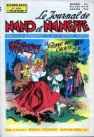 Le Journal De NANO Et NANETTE N°255 Du 02.01.1962 - Magazines Et Périodiques